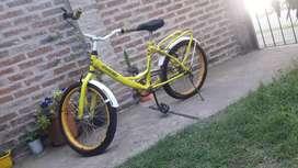 Bici R20 usada