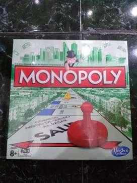 Vendo Monopoly original Hasbro