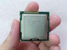 procesador i5 2400 lga 1155 exelente estado funcionando