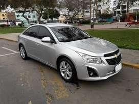 Chevrolet Cruze Fab 2013 Full Equipo 1.8 CC Impecable Estado