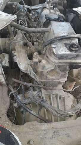 Culata motor 2l Toyota antiguo
