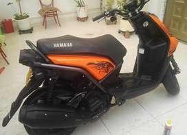 Moto Yamaha BWS 125X