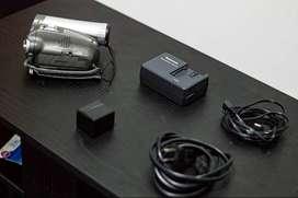 Panasonic PV-GS29 MiniDV videocámara con zoom óptico 30x