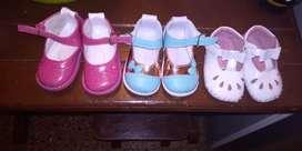 Zapatos notuerce usados talla 18