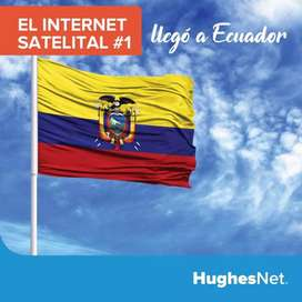 INTERNET SATELITAL PARA FINCAS