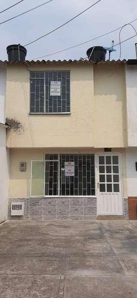 Casa 2 pisos barrio la Florida, sector Rochela Villavicencio