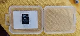 Vendo Memoria Micro SD 4GB Kingston