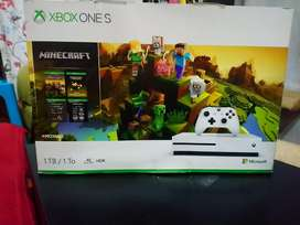 Se Vende Xbox One S Minecraft