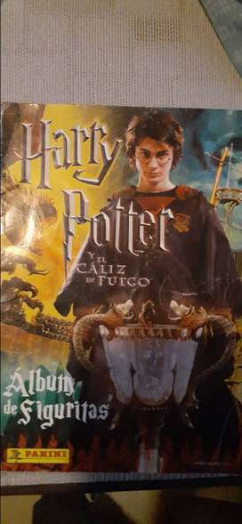 vendo Albun de Harry potter antiguo