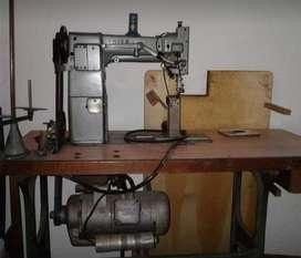 Maquina Tapicería, Bolso Y Calzado