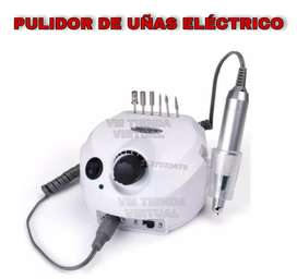 Pulidor_eléctrico para uñas 30.000 rpm con pedal