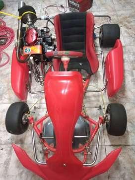 Karting competicion
