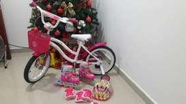 Se vende bicicleta & patines