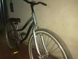 Bicicleta modificada Rod 24