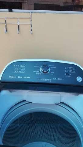 Venta de lavadora y secadora WHIRLPOOL