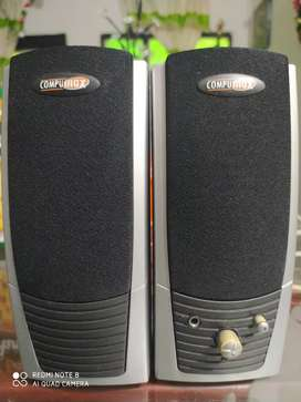 Parlantes de segunda marca Compumax