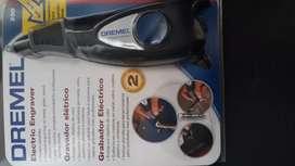 Dremel  (grabador electrico)