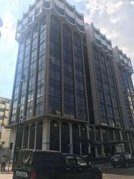 Alquiler Oficina en la Av. 9 de Octubre y Carchi, Centro de Guayaquil