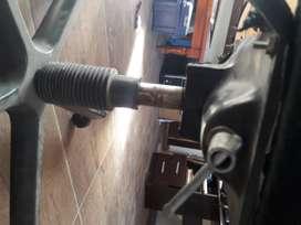 Sillon oficina  funciona mecanismo reclinable y altura
