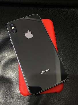 Iphone x 64 GB Leer