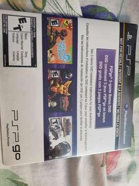 PSP GO Disco Demo