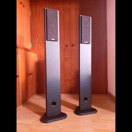 Yamaha parlantes bafles monitores torres columnas technics onkyo jbl Bose
