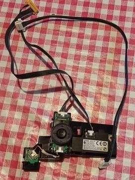 Botonera Y Placa Wifi Un40j5300 Impecable Con Los Cables