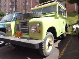 Vendo Land Rover Santana. Restaurado