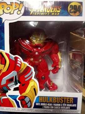 Muñeco de Hulk Buster