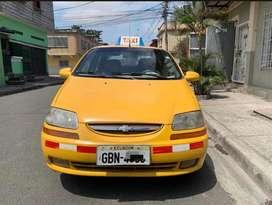 Aveo taxi se vende placa sola o taxi completo