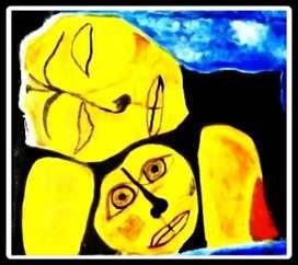 Hermosas pinturas de oleo