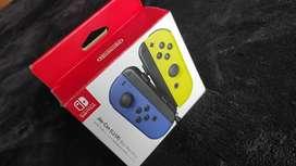 Nintendo Switch Joy-con (l)/(r) Neon Azul Y Amarillo