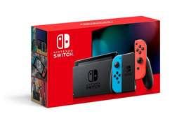 Nintendo switch-32gb-2 juegos