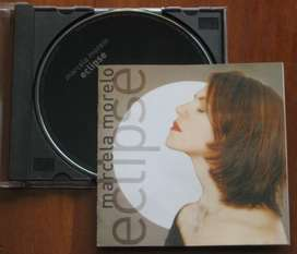 Eclipse 1999 De Marcela Morelo Cd Original en Rosario