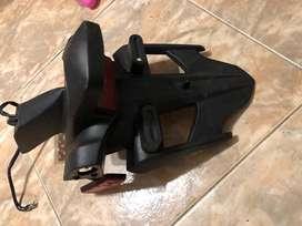 Portaplaca Yamaha R1 2007 - 2008
