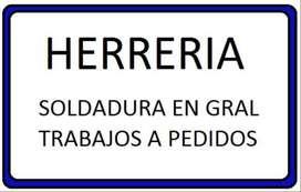 SERVICIO DE HERRERIA EN GENERAL