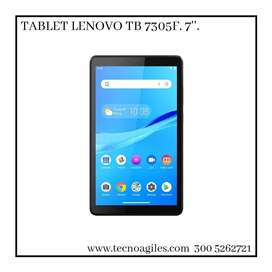 "TABLET LENOVO TB 7305F 7"""