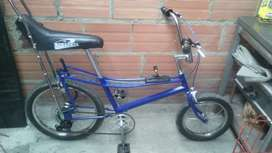Vendo chooper en suba