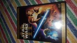 Star Wars Episodio 2 El Ataque De Los Clones Original!!! Dvd