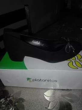 Zapatos nuevos marca platanitos