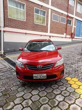 Oportunidad. Toyota Corolla Sedan 1.6.