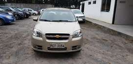 Chevrolet Aveo Emotion Gls Ac 1.6 2017