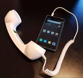 Auricular tipo teléfono vintage. ENVIOS