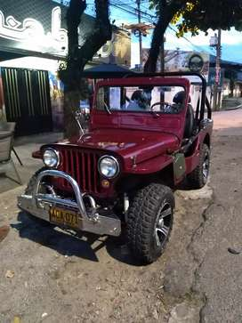 VENDO WILLYS CLÁSICO
