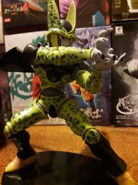 CELL ALMOST PERFECT GOHAN GOKU DRAGON BALL FIGURA GRANDE MUÑECO