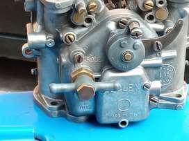 Kit Carburadores Dobles Weber