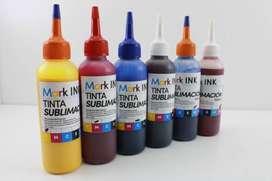 Tinta Para Sublimar x 100 ml