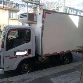 Vendo NHR furgón