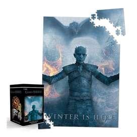 Rompecabezas 500 Piezas Game Of Thrones Caminante Blanco
