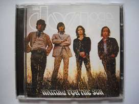the doors waiting for the sun cd aniversario perfecto estado